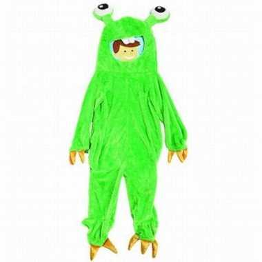 Monster carnavalpak Gumbly voor kinderen