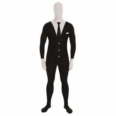 Morphsuit carnavalpak slenderman