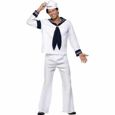 Navy matroos carnavalpak heren