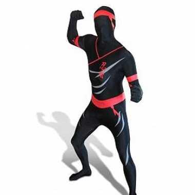 Ninja Zentai carnavalpak volw.