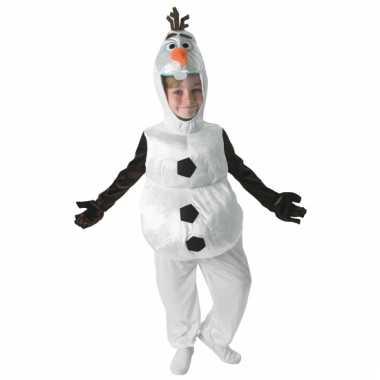 Olaf frozen carnavalpak voor kinderen