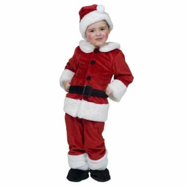 Peuter kerstman carnavalpak