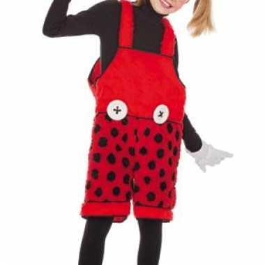 Pluche mickey mouse kinder carnavalpak