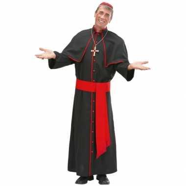 Priester carnavalpak voor heren
