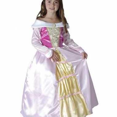 Prinses carnavalpak voor meisjes