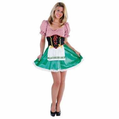 Sexy Tiroler carnavalpak dames