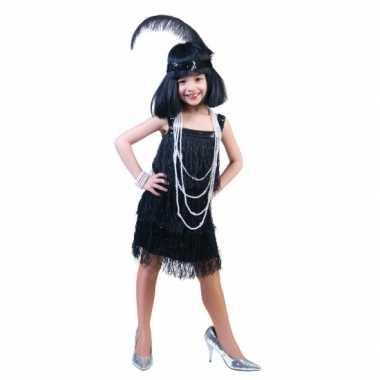 Showgirl carnavalpak voor kids