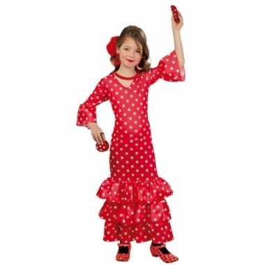 Spaans carnavalpak voor meisjes