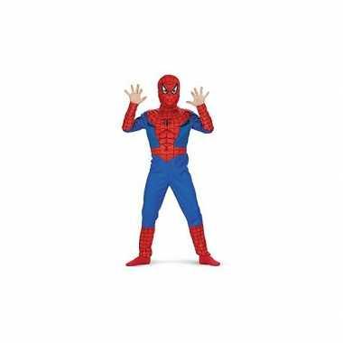 Spiderman carnavalpak voor jongens