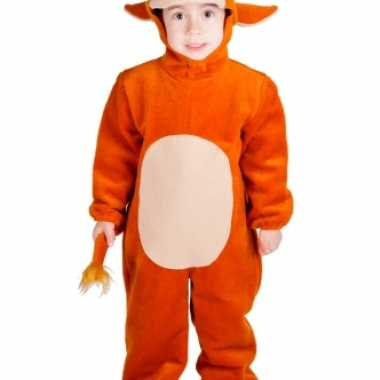 Stier carnavalpak voor kinderen
