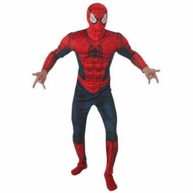 Stripheld spiderman carnavalpak deluxe