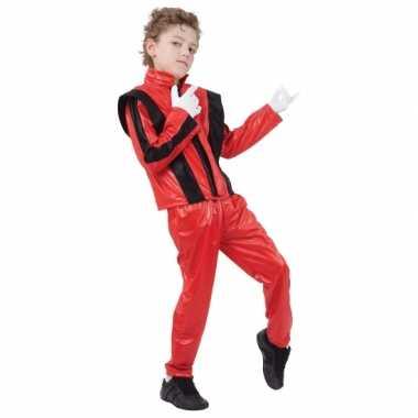 Thriller verkleed carnavalpak voor kids