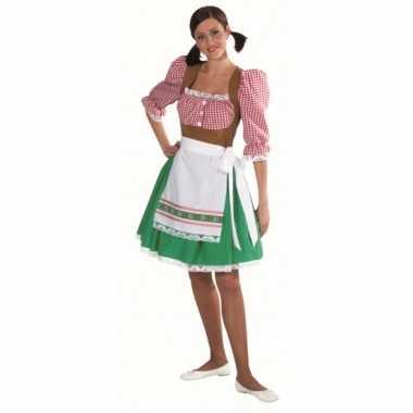 Tirol carnavalpak dames