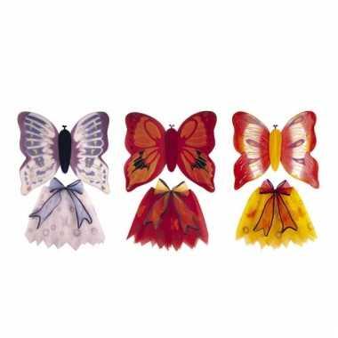 Vlindercarnavalpak voor meisjes