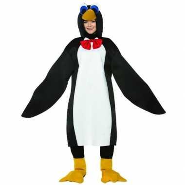 Volwassenen pinguin carnavalpak