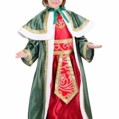Wijzen uit het Oosten kids carnavalpak