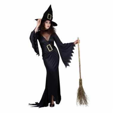 Zarte heksen carnavalpak dames