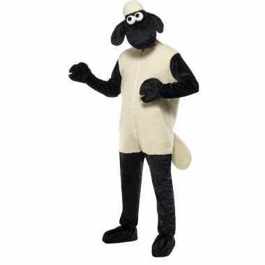 Zwarte schaap carnavalpak