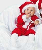 Baby kerst carnavalpak