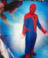 Stripheld spiderman carnavalpak